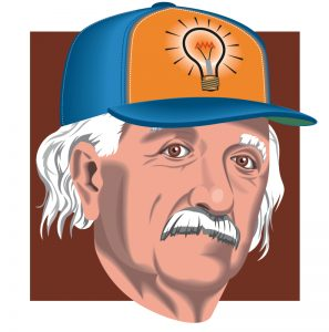 Einstein-Thinking-Cap