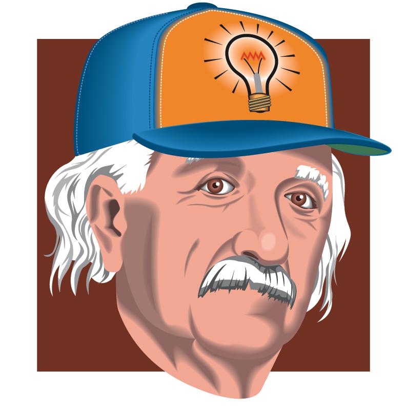 Einstein-Thinking-Cap
