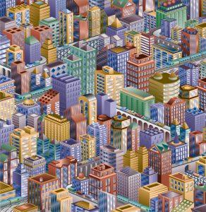 GeoMetric-City