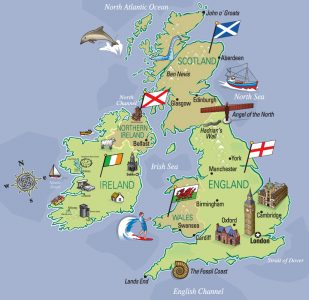 Great-Britain-Map